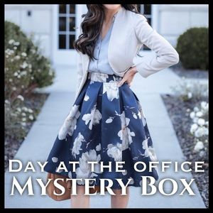 Dresses & Skirts - DAY AT THE OFFICE MYSTERY BOX (8 PIECES)